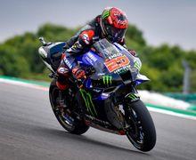 Hasil Kualifikasi MotoGP Spanyol 2021, Fabio Quartararo Sabet Pole, Valentino Rossi Start dari Urutan Segini