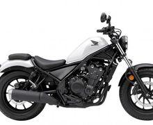 Wuih Honda Rebel Punya Pilihan Warna Baru, Harganya Bikin Kaget