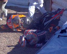 Tikungan Horor Sirkuit MotoGP Spanyol 2021, Korbannya Gak Cuma Marc Marquez