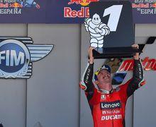 4 Alasan Juara MotoGP Spanyol 2021 Sampai Tertunduk Lesu Di Parc Ferme