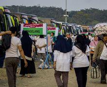 Polisi Loloskan Ratusan Pemudik dari Jakarta Ke Jateng, Begini Alasannya Sesuai Aturan