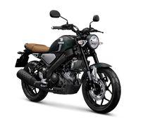 Motor Sport Retro Yamaha XSR 155 Dapat Warna Baru, Harga Segini