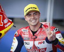 Pembalap Moto2 Dari 'Tim Indonesia' Sesumbar Jadi Juara Dunia 2021, Alasannya Kuat Banget