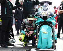 Valentino Rossi Di MotoGP Italia 2021, Penasaran Ada Pahit Dan Manis