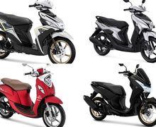 Segini Harga Motor Matic Baru Yamaha 125 cc Juni 2021, Naik Semua?
