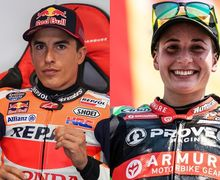 Marc Marquez Juara MotoGP Lagi, Kenapa Wanita Ini Jadi Sorotan?