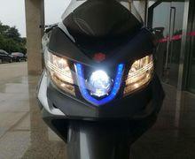 Kembaran Suzuki Burgman 250 Ini Nyaman Buat Riding dan Minim Pengeluaran,  Rahasianya Ada di Sini