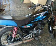 Buruan Angkut, Yamaha RX King Dilelang Murah Cuma Rp 3 Jutaan
