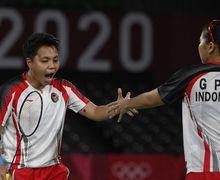 Apriyani Rahayu Sabet Emas Olimpiade Tokyo 2020, Cerita Latihan Diikuti Motor Ayah Sampai GOR