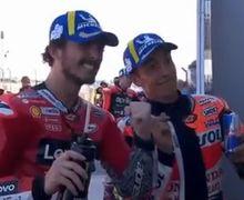 Punya Sponsor Mahal Dari Minuman, Pembalap MotoGP Malah Pakai Air Isi Ulang