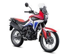 Harga Rp 39 Jutaan, Motor Adventure Honda 190 cc Meluncur, Mirip Africa Twin Versi Mini
