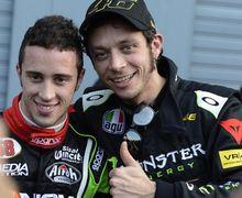 Jelang MotoGP San Marino 2021, Dovizioso Udah Siap Jadi Pasangan Rossi