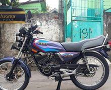 Enggak Nyangka, di Daerah Ini Reputasi Motor Bebek Yamaha Bekas Bisa Melampaui RX-King!