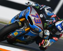 Hasil Kualifikasi Moto2 Spanyol, Alex Marquez Ikuti Jejak Kakak Tapi Beda Nasib!