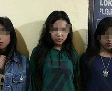 Miris! Satu dari Tiga Cewek Gangster yang Menjarah Toko Pakaian di Depok Ternyata Punya Balita