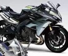 Seperti Inikah Penampakan Kawasaki Ninja 250 Empat Silinder?