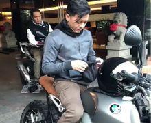 Aura Babang Ariel Noah Bikin BMW R Nine T Seken Cepet Laku Sebelum Diiklankan, Gilee...