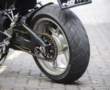 Saking Lengkapnya Modifikasi Motor Disini, Biker Rusia Beli Pelek Moge di Indonesia