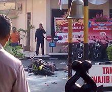 Lewat Nopol dan Samsat Online, Terbongkar Identitas 2 Motor Bom Bunuh Diri Mapolrestabes Surabaya