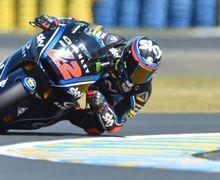 Hasil Balap Moto2 Prancis, Adik Marquez Kalah Kuat Lagi dari Murid Rossi