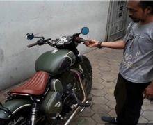 Dipercaya Memodifikasi Motor Anak Presiden Jokowi, Pemilik Bengkel Katros Garage Malah Bilang Begini