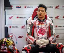 Jadi yang Tercepat di Tes Pramusim MotoGP Jerez, Takaaki Nakagami Enggak Kaget