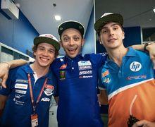 Wuih, Valentino Rossi Berharap Anak Muridnya Nambah di Kelas MotoGP