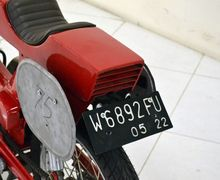 Yamaha V80SS 1982 Cafe Racer Anti Mainstream
