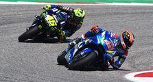 Lakukan Dua Kesalahan Fatal, Valentino Rossi Kubur Impian Juara di MotoGP Amerika