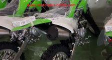 Pendatang Baru Kawasaki KLX230 Siap Mengaspal Dari Pabrik Indonesia
