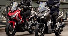 Obat Ganteng, Tambah Enteng Skutik Adventure Honda ADV 150, Pakai Paket Carbon Kevlar