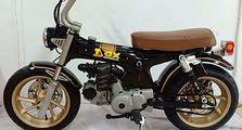 Motor Bonsai Adik Honda Monkey, Honda Dax Lokal Dijual Rp 15 Juta
