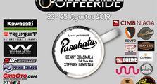 Yang Merasa Bikers Wajib Dateng, Coffeeride Siap Digelar di Summarecon Tangerang, Gratis!