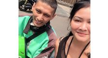 Pesan Driver Ojol kepada Melanie Subono, Bikin Hati Menangis Ingat 23 Tahun Lalu