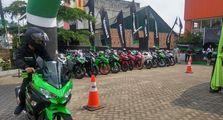 Hari Minggu Seru, Dealer Kawasaki Ini Adakan Sunmori Sambil Tawarkan Hadiah Menarik
