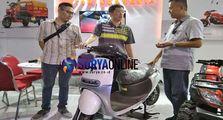 Body Membulat Dirilis di Surabaya, Segini Harga Motor Listrik Ini