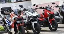 Cuma di Event Premium Matic Day 2019, Bikers Bisa Test Ride Honda ADV150 Sampai Puas