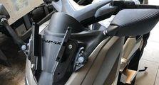 Tampang Yamaha NMAX Makin Ganteng dengan Tambahan Breket Serbaguna, Harga Pas di Kantong Pelajar