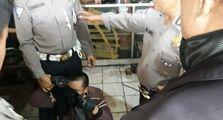 Bikin Jengkel Ketemu Pengendara Lawan Arah, Bocah 13 Tahun Nekat Jadi Polisi Gadungan di Ciputat