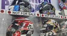 Mirip Saham, Harga Helm Motor Bisa Naik Sampai Tiga Kali Lipat