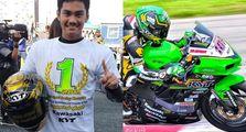 Bendera Indonesia Berkibar di Thailand, AM Fadly Akhirnya Keluar Sebagai Juara ARRC AP250
