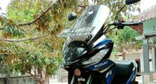 Siap Saingi Honda ADV150, Suzuki Address Langsung Berubah Jadi Matic Trail, Netizen: Entah Apa yang Merasukimu...