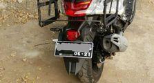 Ganteng Maksimal, Demam Pasang Sepatbor Belakang Yamaha Byson di NMAX, Matic Bongsor Bergaya Adventure