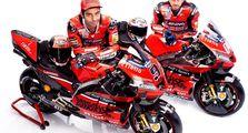 Buang Sial, Hadapi MotoGP 2020 Tim Ducati Berubah Total, Warna Motor Ikut Diganti