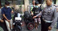 Demi Taruhan Rp 300 Ribu, Joki Balap Yamaha NMAX Malah Seruduk Mobil di Bali, Masih Nunggak Cicilan Motor Rp 800 Ribu
