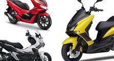 Adu Power Motor Baru Adik Yamaha NMAX Vs Honda  PCX 150 dan ADV150, Mana yang Lebih  Garang?