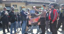 Peduli Kesehatan, BROTHERS IN ARMS Gelar Bakti Sosial Bertajuk 'BIA Against Covid-19', Respect!