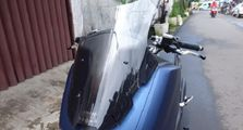 Ganteng Maksimal, Pilihan Windshield Tinggi dan Pendek Buat Yamaha All New NMAX, Harganya Murah