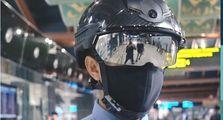 Harga Helm Ini Tembus Kawasaki Ninja 250 4 Silinder, Nih Kehebatannya