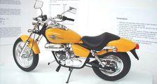 Sudah Tau Belum Nih? Motor Cruiser Gagah Gak Melulu Harley Davidson, Pabrikan Motor Asal Jepang Ini Juga Punya Nih, Ayo Liat Motornya
